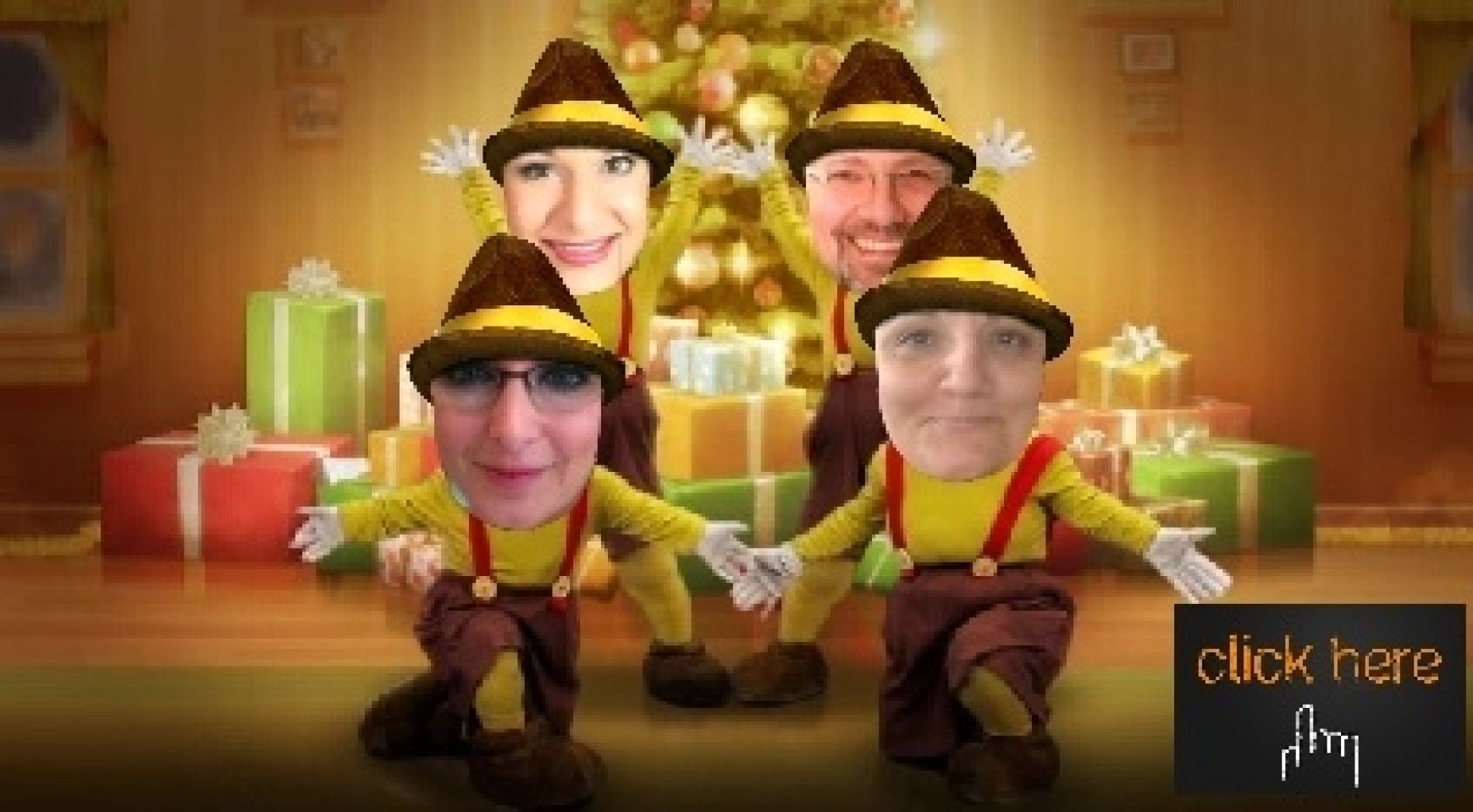Boldog Karácsonyt kívánunk !