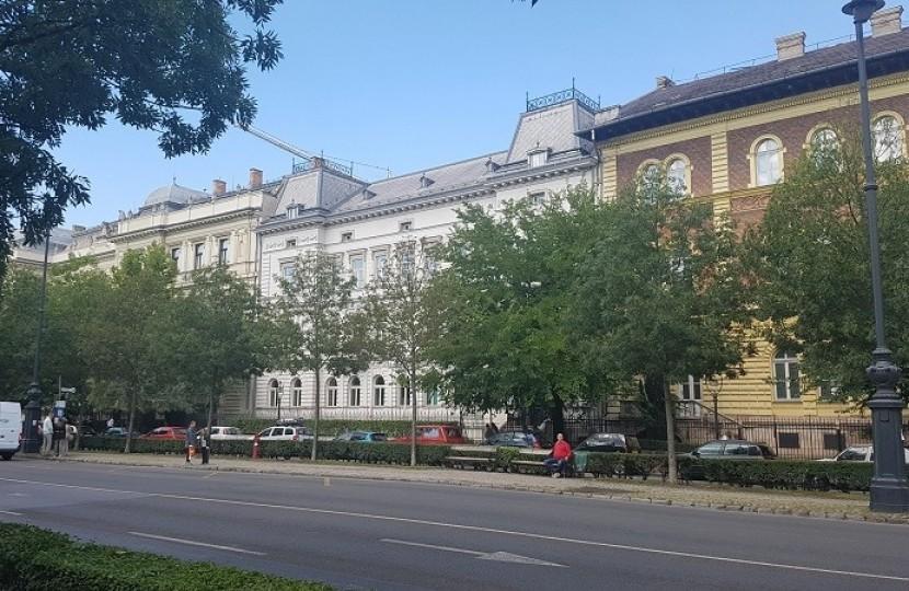 Andrássy 100 Irodaház